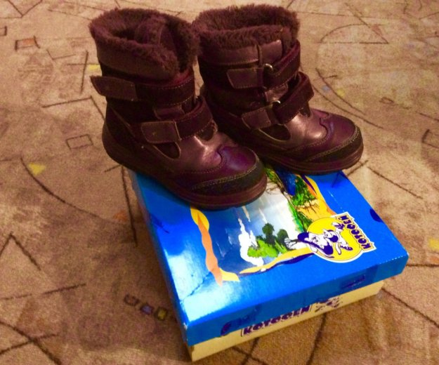 Зимние ботинки котофей. Фото 3. Калуга.