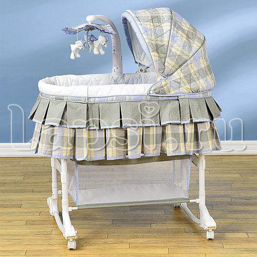 Колыбель для новорожденного. Фото 1. Новосибирск.