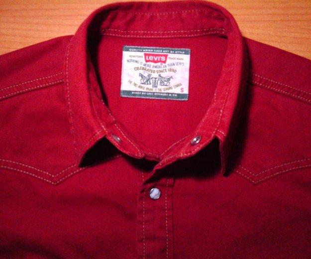 Рубашка-куртка levi's р.44-46,новая. мальта. Фото 1. Санкт-Петербург.