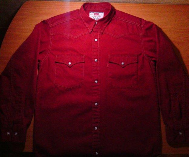 Рубашка-куртка levi's р.44-46,новая. мальта. Фото 2. Санкт-Петербург.