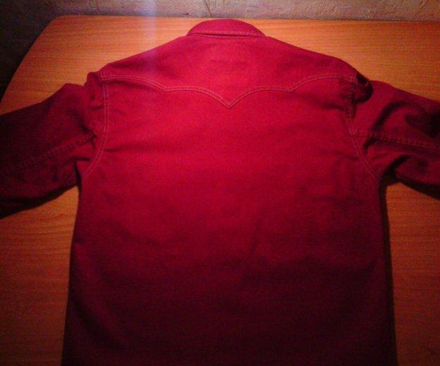 Рубашка-куртка levi's р.44-46,новая. мальта. Фото 3. Санкт-Петербург.