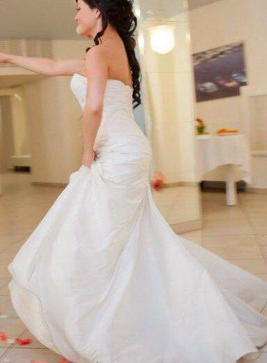 Свадебное платье diane legrand. Фото 1. Санкт-Петербург.
