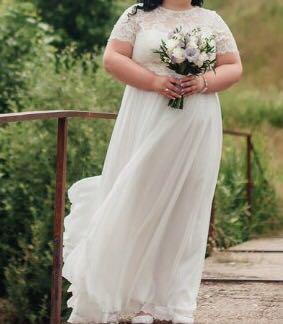 Свадебное платье. Фото 2. Арзамас.