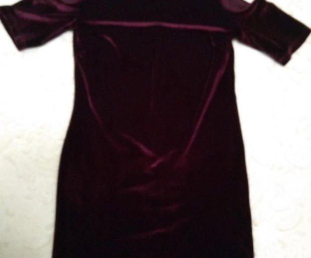 Велюровое платье. Фото 1. Владикавказ.