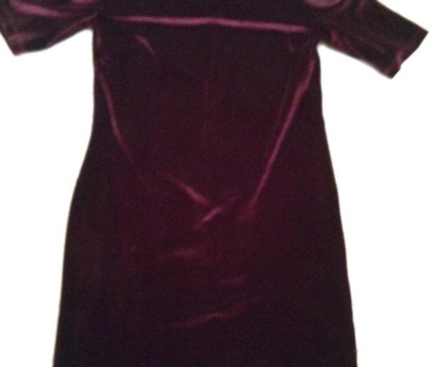 Велюровое платье. Фото 2. Владикавказ.