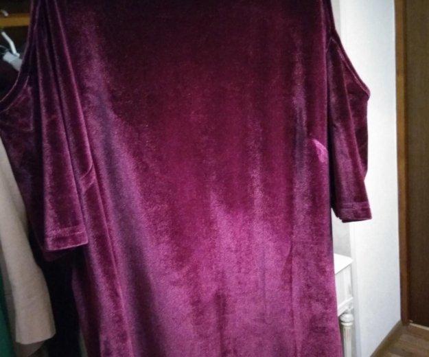 Велюровое платье. Фото 3. Владикавказ.