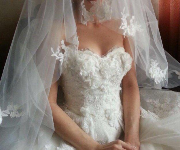 Свадебное платье. Фото 1. Пятигорск.