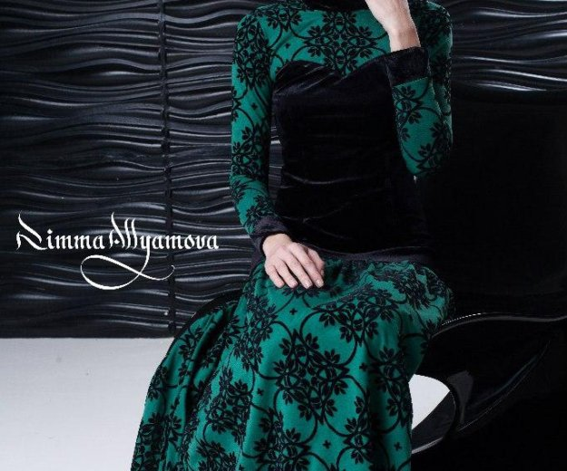 Новое платье в пол от rimma allyamova. Фото 1. Уфа.