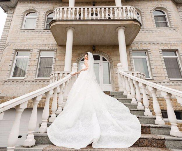 Свадебное платье. Фото 2. Пятигорск.