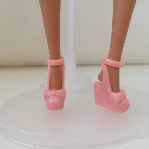Туфли на танкетке для barbie. Фото 1. Москва.