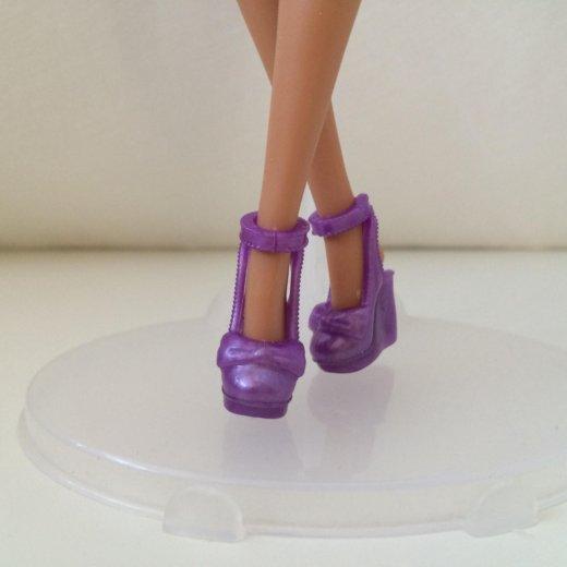 Туфли на танкетке для barbie. Фото 3. Москва.