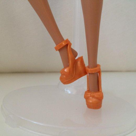 Туфли на танкетке для barbie. Фото 2. Москва.