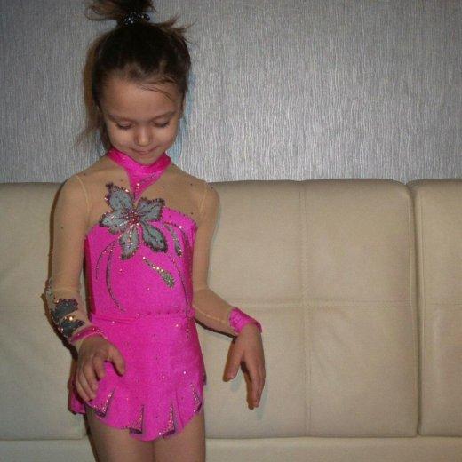 Купальник для художественной гимнастики. Фото 1. Москва.