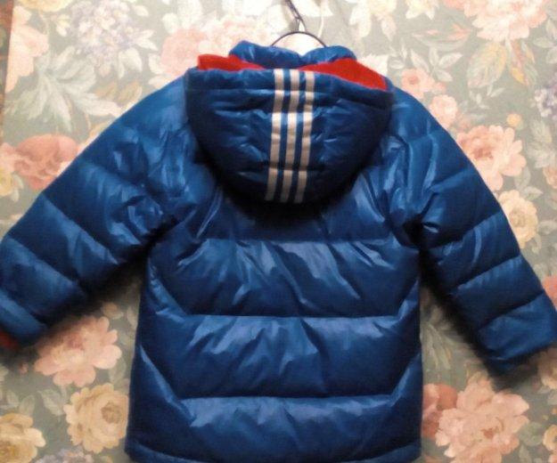 """Куртка пуховик """" adidad"""" раз.110. Фото 1. Краснодар."""