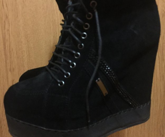 Ботинки зимние. Фото 3. Химки.