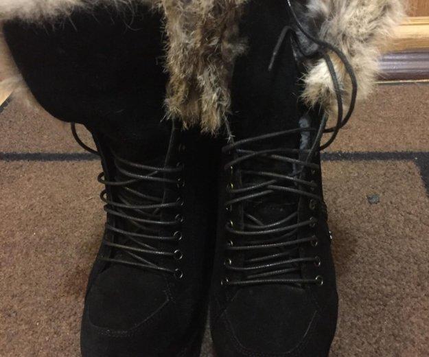 Ботинки зимние. Фото 4. Химки.
