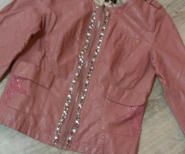 Куртка женская. Фото 1. Видное.