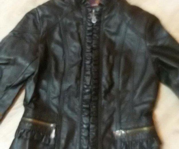 Куртка женская. Фото 4. Видное.