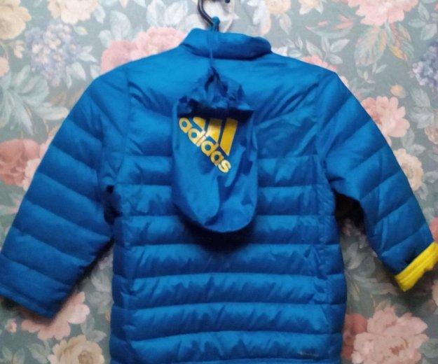 """Куртка пуховик""""adidas""""раз.110. Фото 2. Краснодар."""