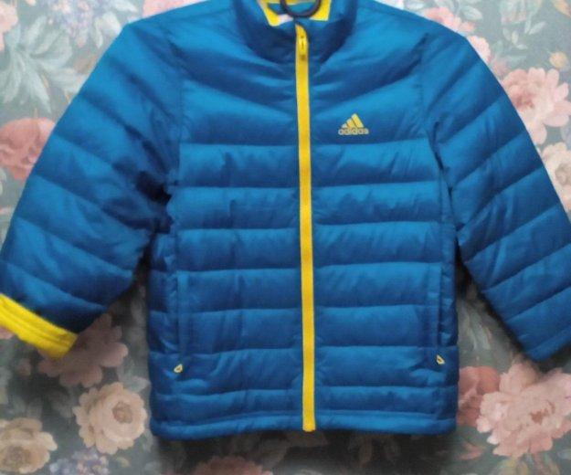 """Куртка пуховик""""adidas""""раз.110. Фото 1. Краснодар."""