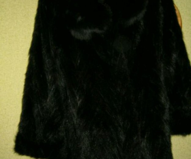 Продам норковый полушубок. Фото 4. Сызрань.