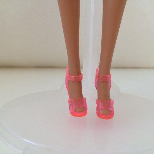 Гелевые туфли barbie. Фото 2. Москва.