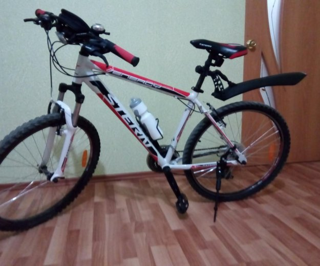 Велосипед горный. Фото 1. Витязево.