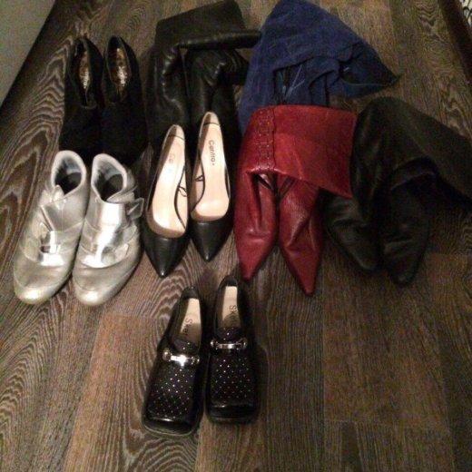 Обувь. Фото 2. Павловск.