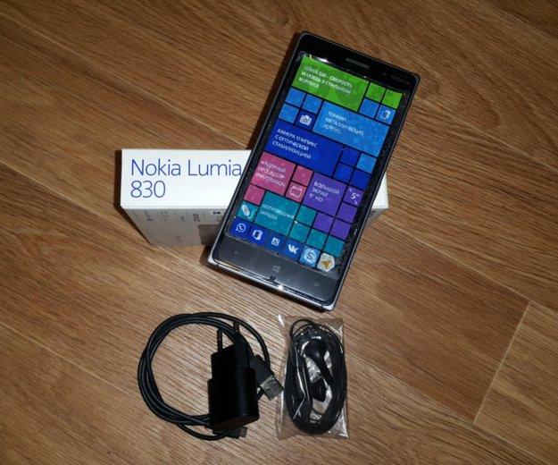 Nokia lumia 830. Фото 2. Хабаровск.