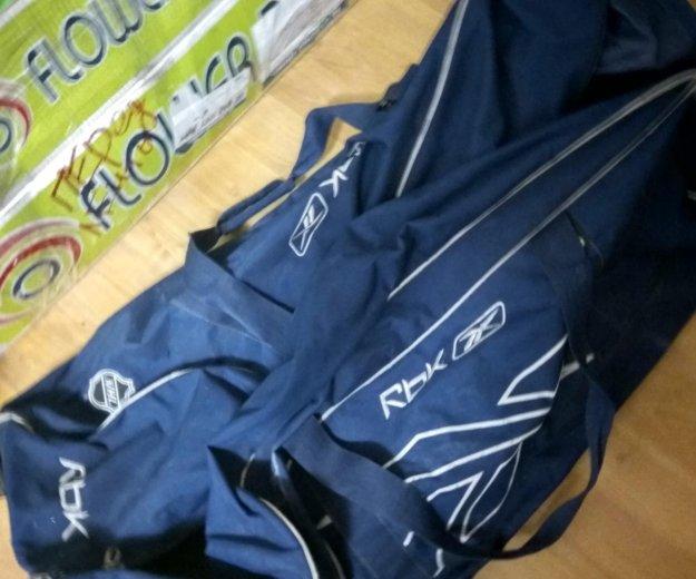 Хоккейная сумка. Фото 1. Знамя Октября.