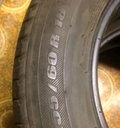 Michelin latitude tour hp 255/60/18. Фото 2. Москва.