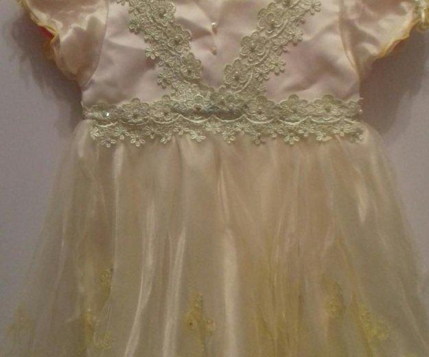 Нарядное платье. Фото 1. Новочебоксарск.