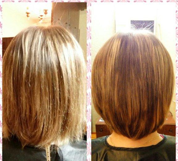 Полировка волос hg polishen. Фото 1. Липецк.