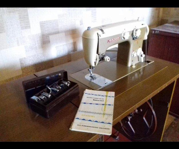 Швейная машинка. Фото 1. Санкт-Петербург.