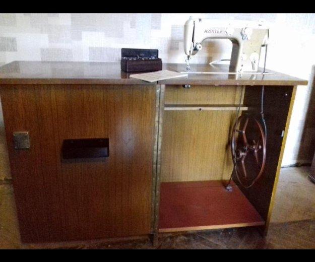 Швейная машинка. Фото 2. Санкт-Петербург.