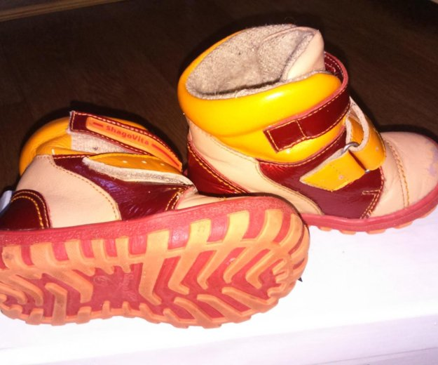 Ботинки на осень. Фото 2. Волгоград.