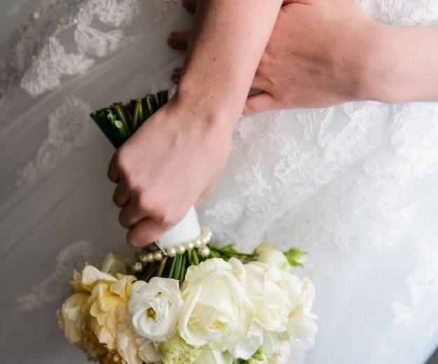 Свадебное платье. Фото 2. Красногорск.