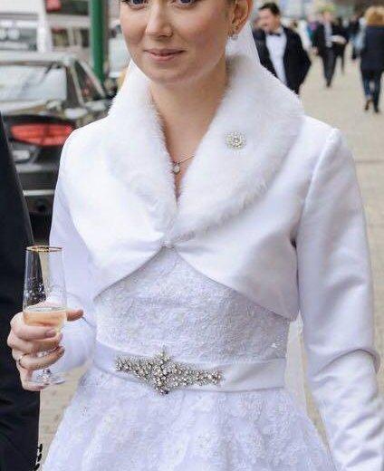 Свадебное платье. Фото 3. Красногорск.