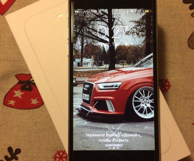 Iphone 6 64gb space gray рст. Фото 1. Санкт-Петербург.