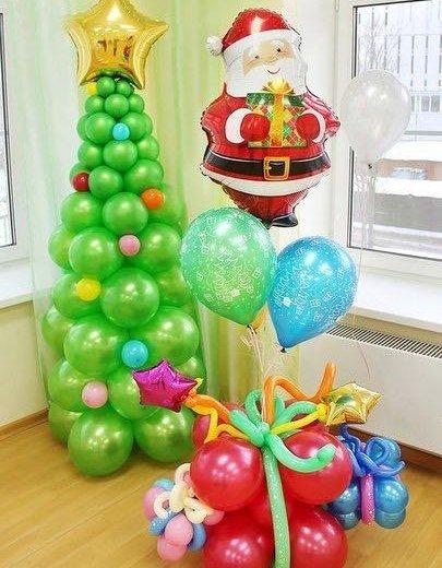 Гелиевые шары. Фото 3. Москва.
