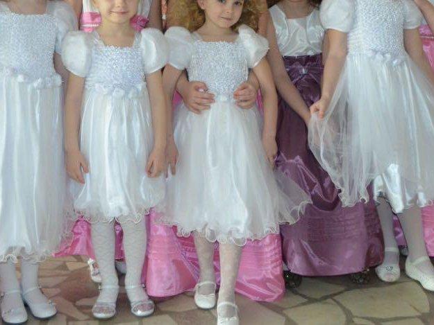 Нарядные, красивые платья. Фото 1. Домодедово.