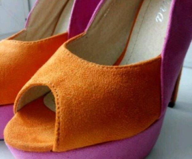Очень красивые новые туфли. Фото 3. Липецк.