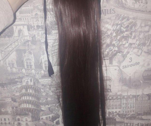 Хвост из волос. Фото 1. Санкт-Петербург.
