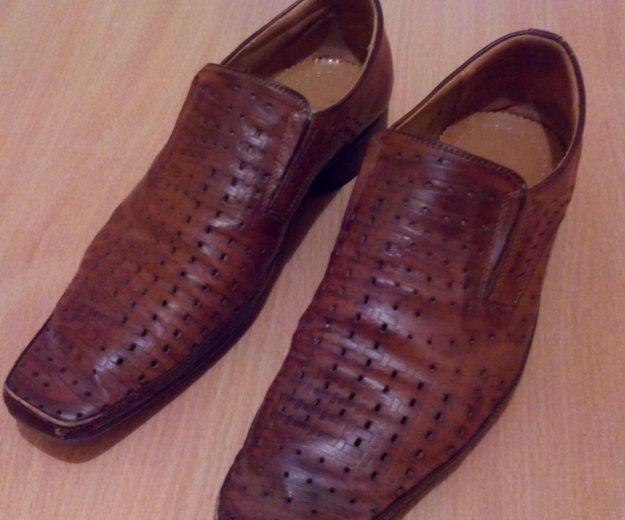 Мужские туфли. Фото 1. Пермь.