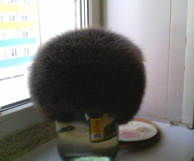 Чернобурка 57,59 размер. Фото 3. Якутск.