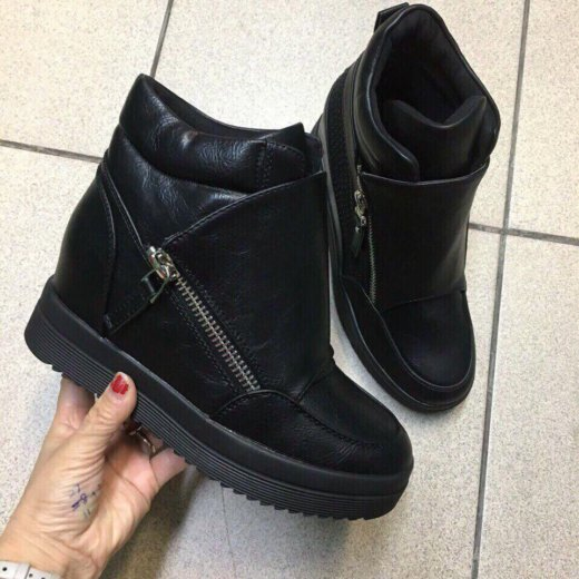 Зимние ботинки. Фото 1. Нижний Новгород.