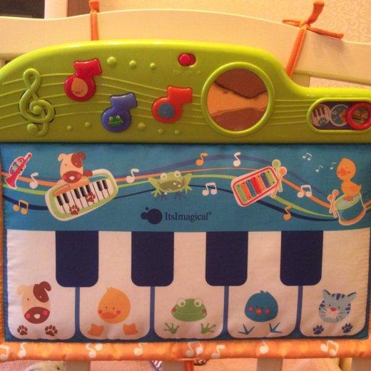 Мягкое пианино itsimegical. Фото 1. Москва.