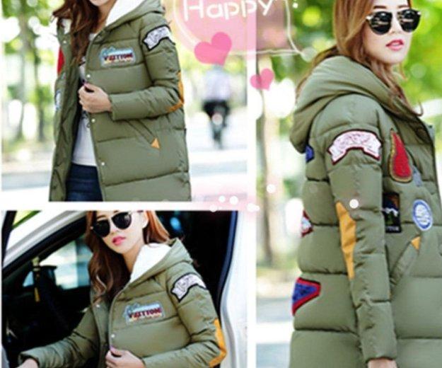 Куртка женская новая 44-46. Фото 1. Снегири.