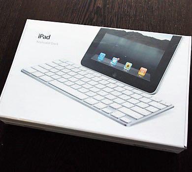Kлавиатурa apple ipad keyboard dock. Фото 3. Москва.