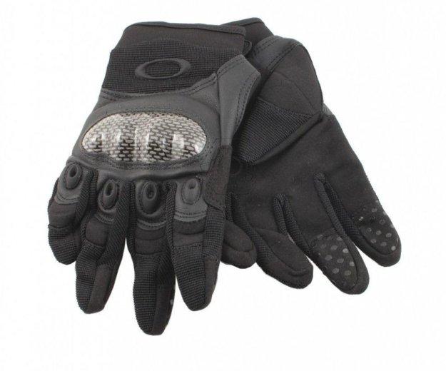 Перчатки oakley со вставкой карбон , black. Фото 1. Санкт-Петербург.